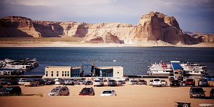 Lake Powell 3 Wandbild