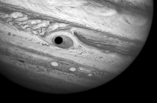 Hubble Jupiter Giant Eye Wandbild