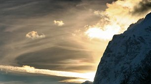 Alpen Wandbilder