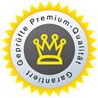 Garantiert Geprüfte Premium-Qualität